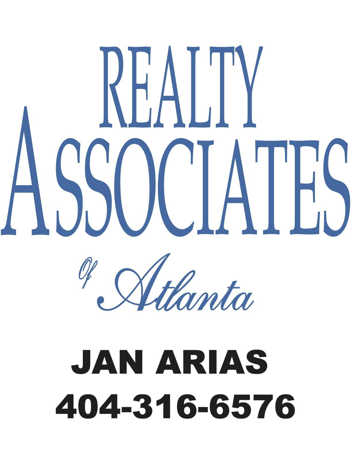 Realty Associates of Atlanta -Jan Arias